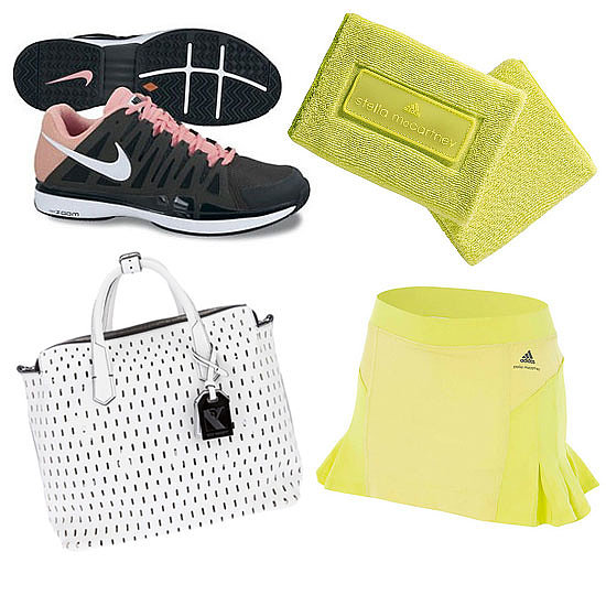 10 ways to Bring Some Wimbledon Spirit to Your Next Workout