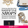 ShopStyle Adds Editorially Curated Featured Shops