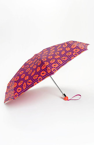 MARC BY MARC JACOBS 'Skinny Stripey Lips' Umbrella