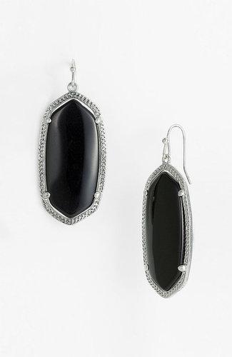 Kendra Scott 'Elle' Small Oval Earrings