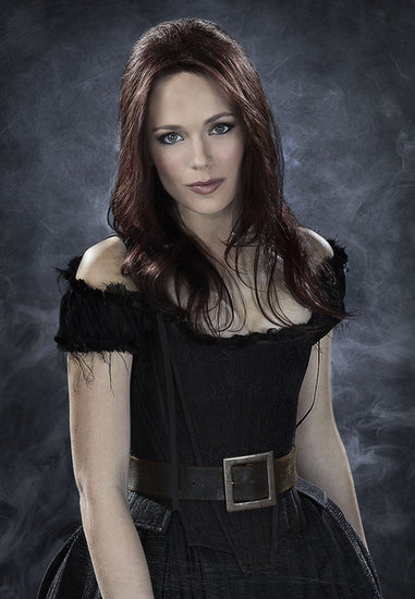 Katia Winter as Katrina Crane on Sleepy Hollow.