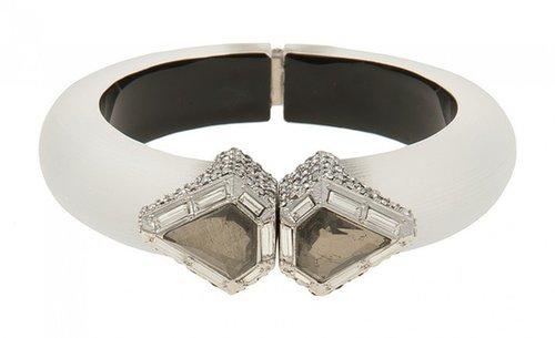 Alexis Bittar Mirror Shield Bracelet