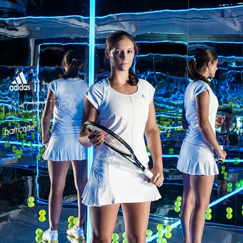 Stella McCartney for Adidas Debuts 1st Tennis Collection