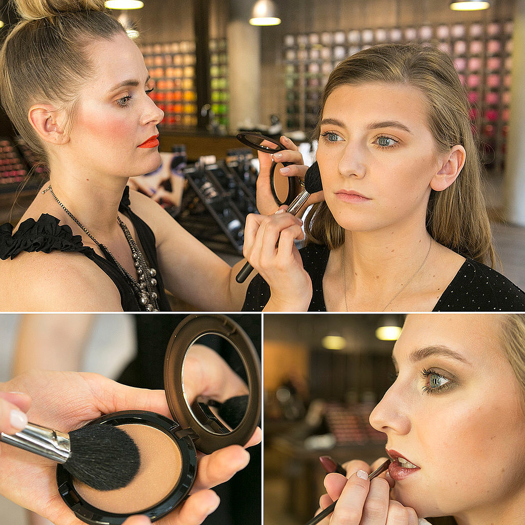 Learn a Beautifully Bronzed Makeup Look
