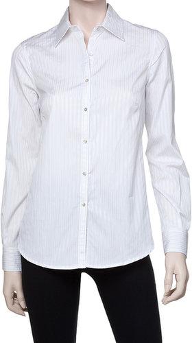 Cotton Collared Shirt