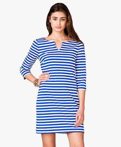 FOREVER 21 Essential Striped Dress