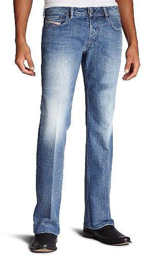 Diesel Men's Zatiny Slim Micro-Bootcut 008AT Jean