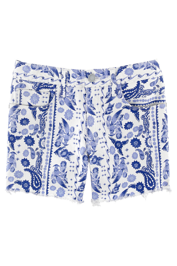 Love the bandana-printed jeans but want a cooler option? The Perry shorts ($98), at your service.  Photo courtesy of Rebecca Minkoff