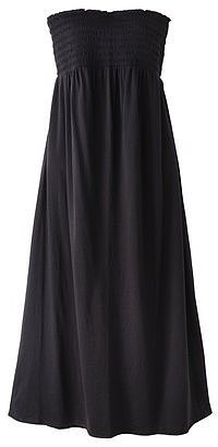 Merona® Women's Plus-Size Maxi Swim Cover-Up Dress - Black