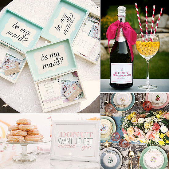 """Will You Be My Bridesmaid?"" 10 Thoughtful Ways to Pop the Question"