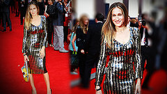 Sarah Jessica Parker Shows Us How to Wear Sequins — and Stripes!