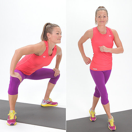 Plyometrics: Gate Swings
