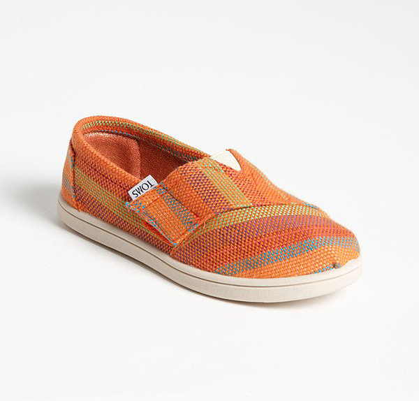 TOMS Orange Tropic