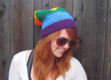 Rainbow Stocking Cap