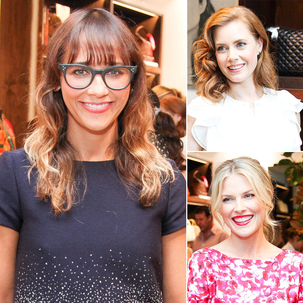 Celebrities Get Gorgeous and Celebrate Carolina Herrera on Rodeo Drive