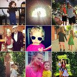 Celeb Parents' Best Photos of the Week