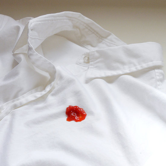 how to remove ketchup stains popsugar smart living