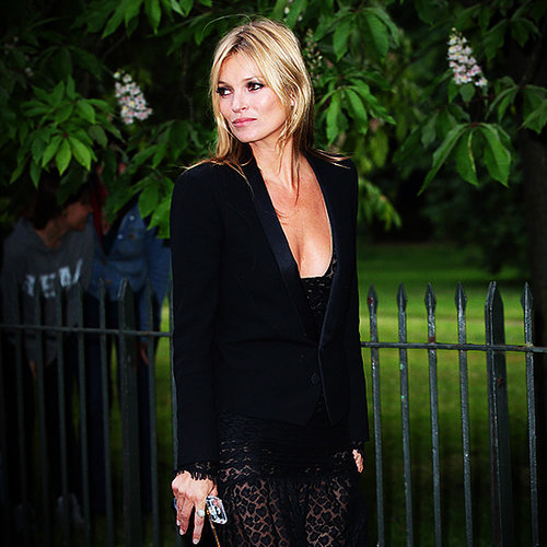 Kate Moss Style at Serpentine Party | Video