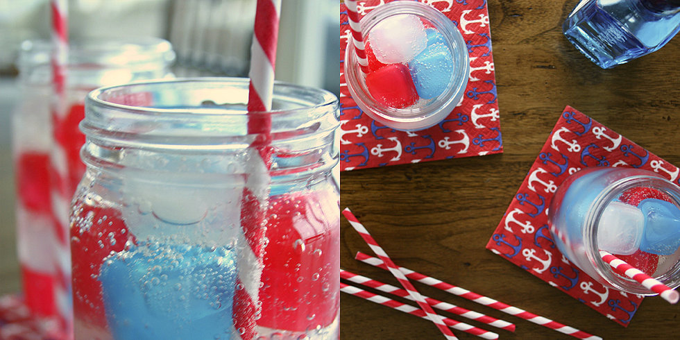 The Fourth Fizz: A Cocktail to Show Off Your Red, White, and Blue