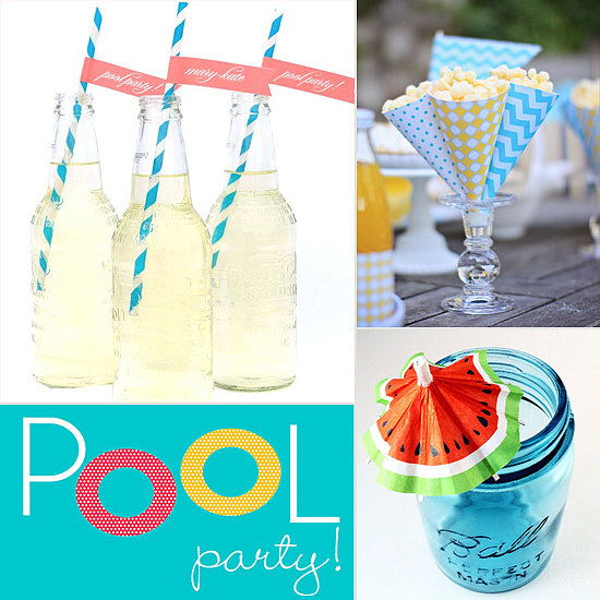 Make a Splash With Fun Pool-Party Decorations Under $15!