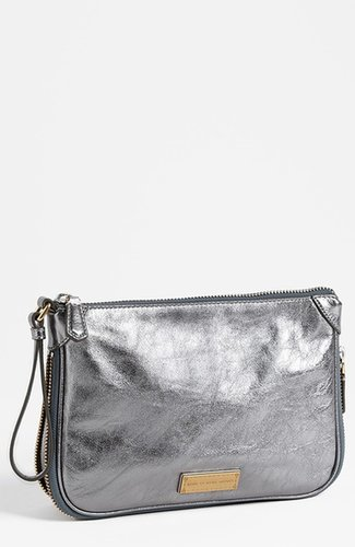 MARC by Marc Jacobs 'Washed Up' Zip Clutch