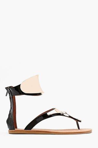 Congo Plated Sandal