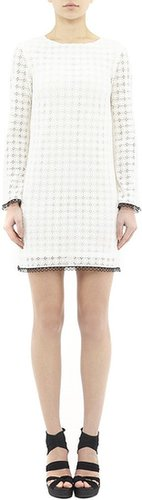 Yin Yang Crochet Dress