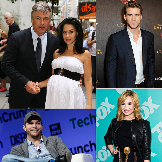 Alec Baldwin and Other Stars With Twitter Trouble