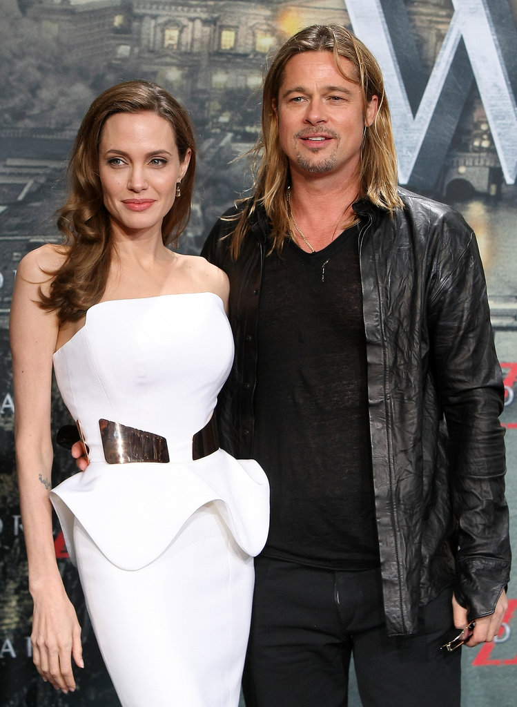 Angelina Jolie is no stranger to talking about her sexual past, but she doesn't hold back from discussing the present, either. While expecting twins Vivienne and Knox in 2008, Angelina hinted to Entertainment Weekly that her intimacy with Brad Pitt hadn't waned, saying,