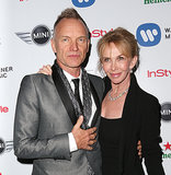 A longtime proponent of tantric sex, Sting bared all in a February 2011 interview with Harper's Bazaar, saying of wife Trudie Styler,