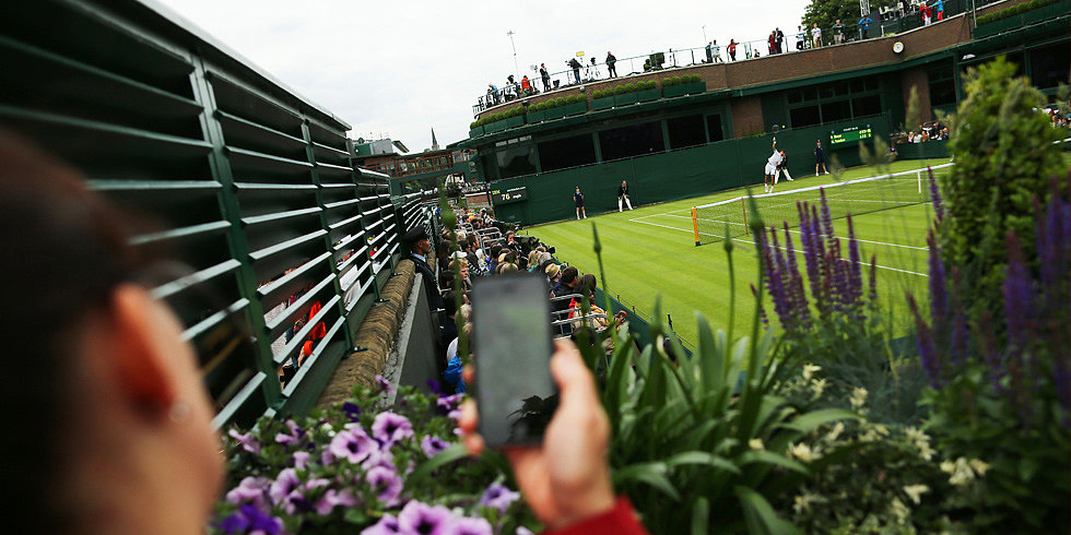 Wimbledon 2013: Grass-Fed Apps, Live Streams, and Tweeters to Follow