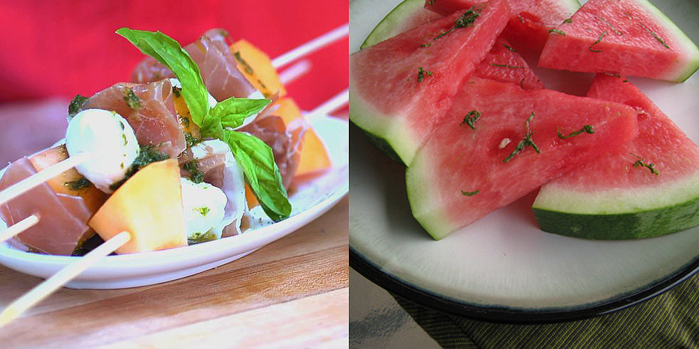 Mellow Out With These Refreshing Melon Recipes