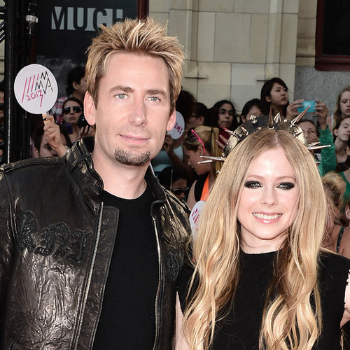 Avril Lavigne Marries Chad Kroeger