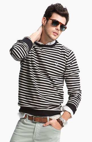 Fred Perry Crewneck Sweater