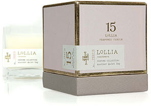 Lollia Another Quiet Day Candle
