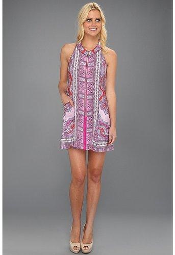 Nanette Lepore - Sunset Dress (Lilac Multi) - Apparel