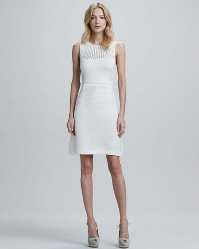 Nanette Lepore Capazzo Knit Sleeveless Dress