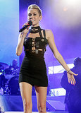 Miley Cyrus hosted iHeartRadio's Ultimate Pool Party.