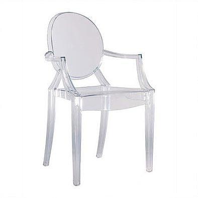 Kartell - Louis Ghost Chair (Set of 2)