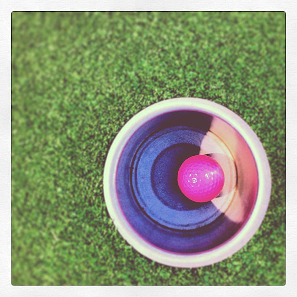 Miniature Golf Why it's great for a first date: Something as laid-back as mini golf — or bowling or arcade games — lends itself to a fun, casual time, which is crucial for a first date. And there's no better chance to get a little flirty than engaging in some friendly competition.  Source: Instagram user brookelea