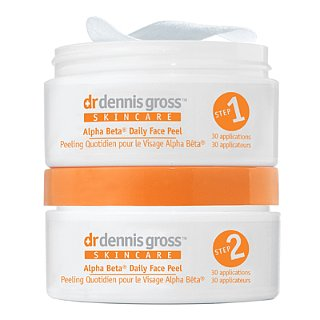 Dr. Dennis Gross Alpha Beta Daily Face Peel Review