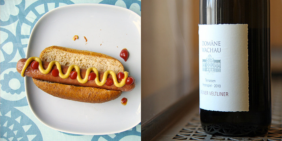 5 Perfect Wine Pairings For Classic Cookout Dishes