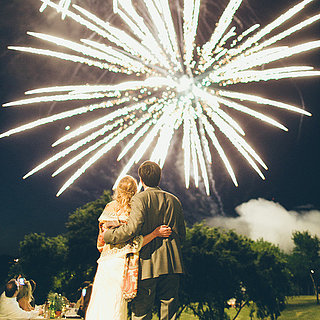 Fireworks at Weddings