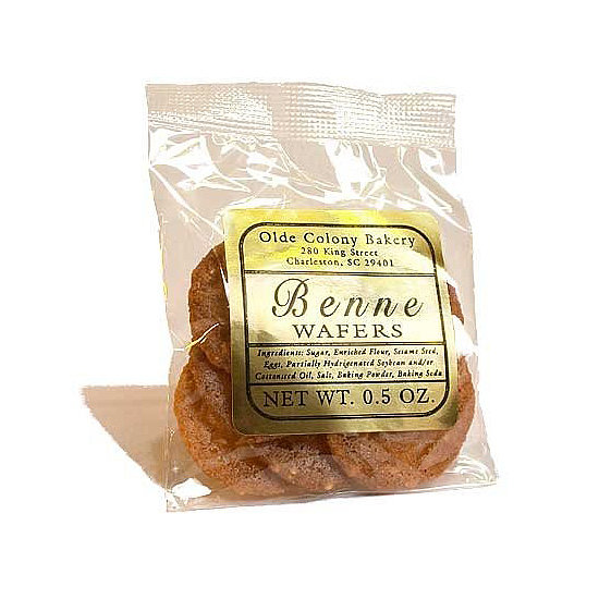 South Carolina: Benne Wafers