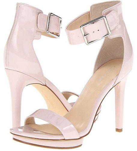 Calvin Klein - Vivian (Pale Pink Patent) - Footwear