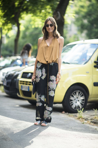 This is pretty much the epitome of easy Summer elegance, no? Source: Le 21ème | Adam Katz Sinding