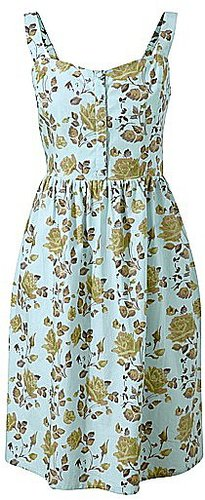 Joe Browns Flirty Floral Print Tea Dress
