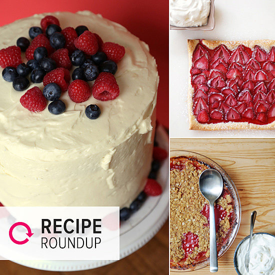 9 Smashing Red, White, and Blue Desserts