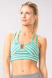 Solow Racerback Bra With Halter Neck