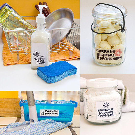 Make These 24 DIY Cleaning Products For Pennies